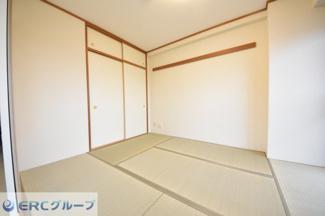 畳の香りをお楽しみできる和室