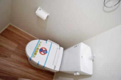 【トイレ】青木町公園すぐそばの新築戸建て 川口市西青木4期