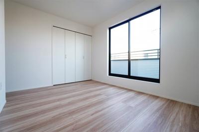 【寝室】青木町公園すぐそばの新築戸建て 川口市西青木4期