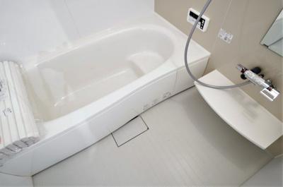 【浴室】青木町公園すぐそばの新築戸建て 川口市西青木4期