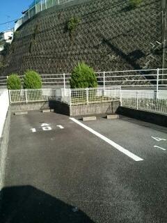 【駐車場】アメニティハイムⅠ・Ⅱ