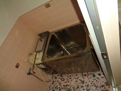 【浴室】塩谷ハイツ