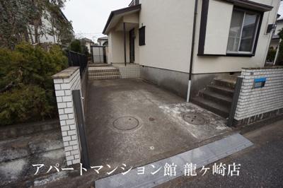 【駐車場】利根町中田切邸