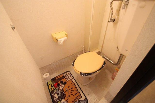 トイレです。 様式トイレです。