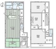 ★残り4区画~2台駐車可能★収納豊富★奥畑2丁目新築戸建♪の画像