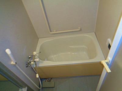 【浴室】マジョール松崎町