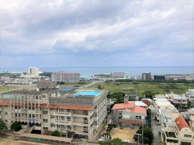 【展望】コンフォート宜野湾スカイビュー