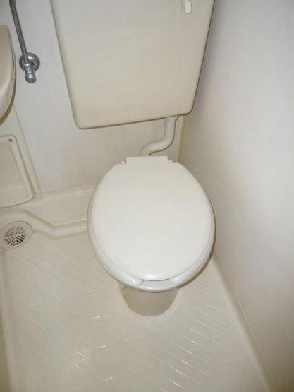 バス・トイレ同室 ※別室の写真です