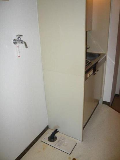 室内洗濯機置き場 ※別室の写真です