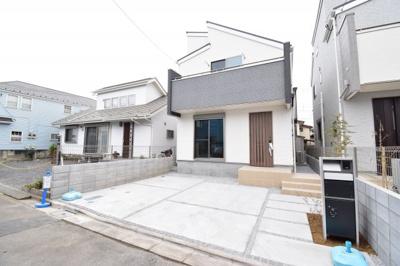 『東大和市』駅徒歩13分。閑静な住宅街に佇む邸宅堂々完成。最新設備充実の暮らしを体感してみて下さい。