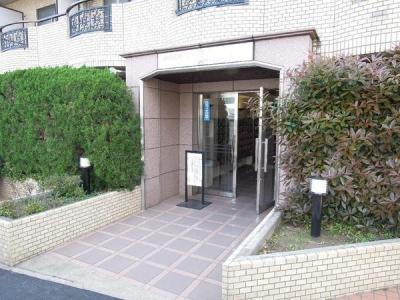 【エントランス】ハイタウン学芸大学