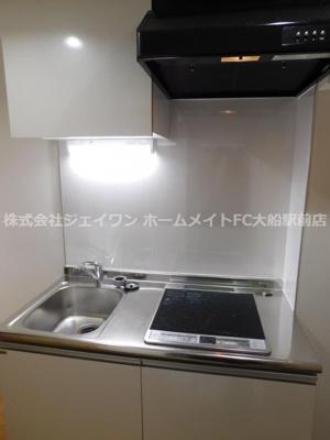 【キッチン】グロワール長尾台町