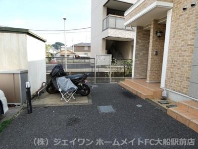 【駐車場】パティオ湘南