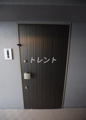 【玄関】リーブルグラント神楽坂【LIBRGRANT神楽坂】