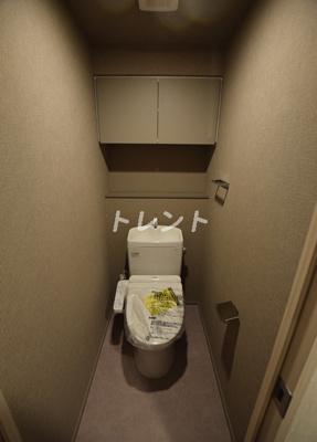 【トイレ】リーブルグラント神楽坂【LIBRGRANT神楽坂】