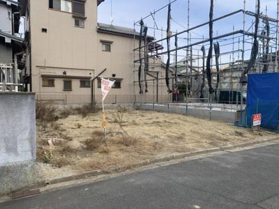 【外観】泉大津市東豊中町3丁目 売土地 建築条件なし