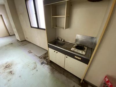 【キッチン】ライブマンション