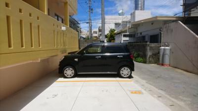 【駐車場】Y・Oハウス