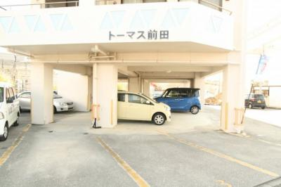【駐車場】トーマス前田