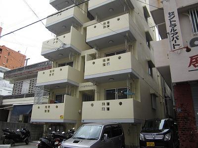 【外観】八くらマンション