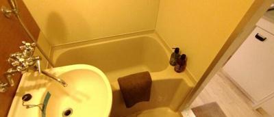 【浴室】メゾン・ド・ミラージュ