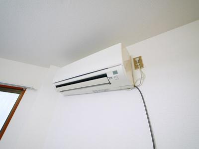 エアコンがついております。