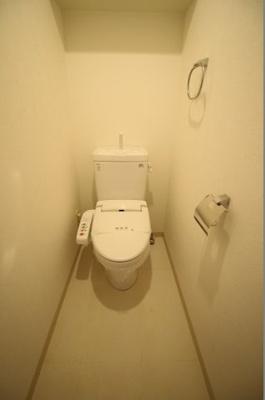 【トイレ】ディアグランデ難波東