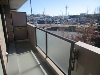 【バルコニー】日神パレステージ浦和駒場公園