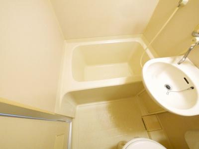 【浴室】コーポ梛