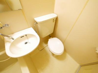 【トイレ】コーポ梛