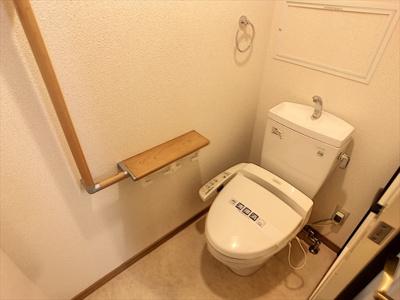 【トイレ】スラージュIY