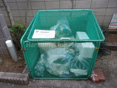 グランコンフォール東墨田のゴミ置き場☆