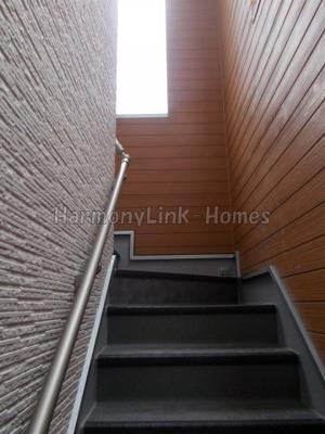 ハーモニーテラス泉町の階段☆