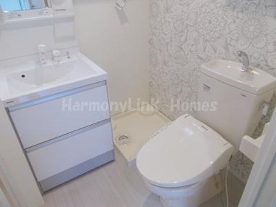 ハーモニーテラス泉町のトイレも気になるポイント(別部屋参考写真)