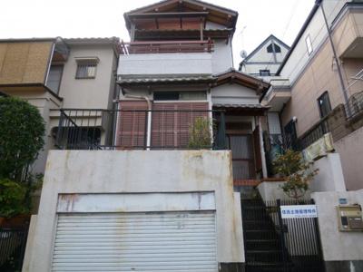 【外観】東大池2丁目 売土地