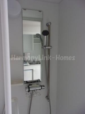 Sonny House要町のすっきりとしたシャワールームです☆
