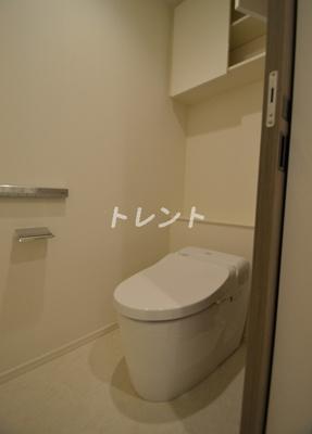 【トイレ】パークアクシス表参道レジデンス