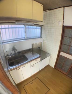 【キッチン】北区龍の口町戸建賃貸