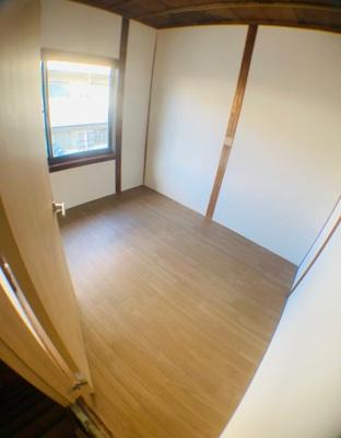 【寝室】北区龍の口町戸建賃貸