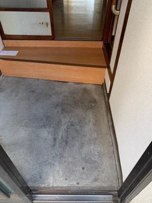【玄関】北区龍の口町戸建賃貸