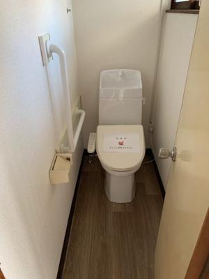 【トイレ】北区龍の口町戸建賃貸