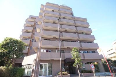 東西線2駅利用可能な8階建てマンションです。