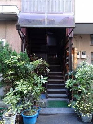 コーポ加藤 1F共用階段