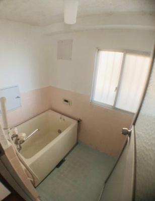 【浴室】コーポ美鈴