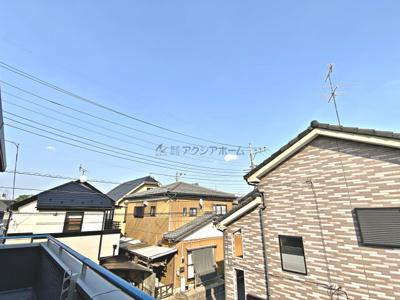 【展望】狭山市富士見2丁目・全2棟 新築一戸建 B号棟 〜収納充実〜