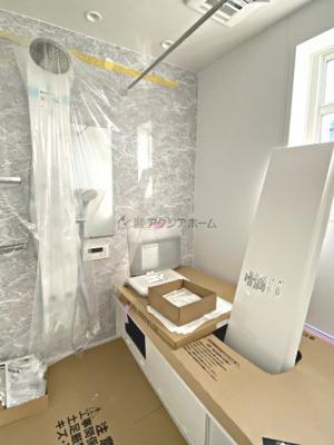 1坪サイズ・浴室カラーTV付ユニットバス