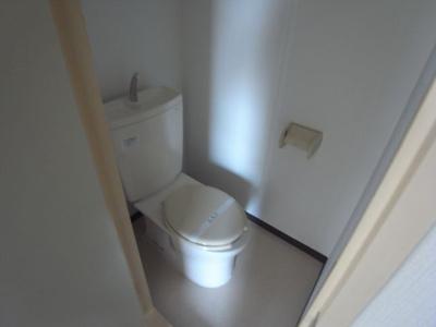 【トイレ】WESTヒルズ岸和田