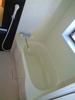 【浴室】ファミリーコーポ阿倍野
