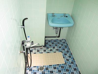 【浴室】儀間アパートA棟