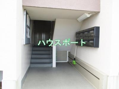 【エントランス】南円明寺ヶ丘団地14棟